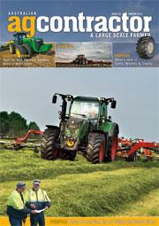 AgContractor cover image